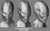 Otra vez   ZBrush Cabeza alien  a colol -alien_03.jpg