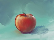 Dibujo artistico - El Pastelista-manzana.jpg