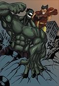Proceso Personajes Color-hulk-vs-lobezno-byn-copia.jpg