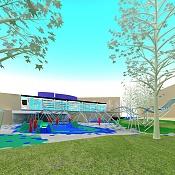 Infoarquitectura::Bucle-plaza-cautiva-dia-01.jpg
