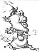 Dibujos rapidos , Bocetos  y apuntes  en papel -rica-y-enmancipada-dibujo.jpg