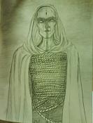 Dibujos rapidos , Bocetos  y apuntes  en papel -brujo_2_m0l.jpg