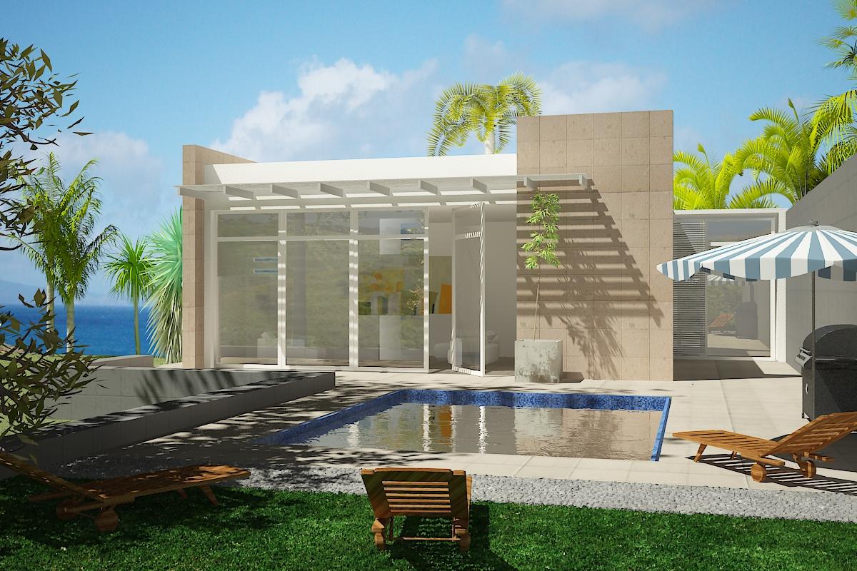 Casa de playa - Muebles para apartamentos de playa ...