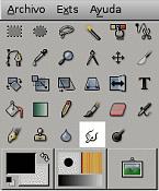 Glosario de Gimp-toolbox-smudge.png