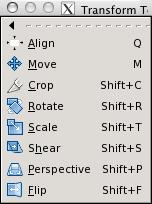 Glosario de Gimp-transform-tools.png