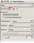 Glosario de Gimp-transform-tools-common-options.png