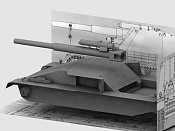 Sd Kfz  165 Hummel   Early version  -wip-kanone.jpg