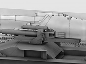 Sd Kfz  165 Hummel   Early version  -wip-kanone-2.jpg