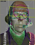 Old Soldier     -render_wire_vray_02.jpg