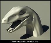 Velociraptor Por Josue acuña-velociraptor4sh1.jpg