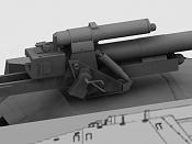 Sd Kfz  165 Hummel   Early version  -wip-kanone-5.jpg