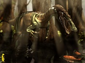 Baryonyx pescando-baryonyx-in-the-flooded-forest-.jpg