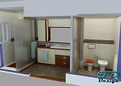 Modelado 3d Y animacion - Freelance-bano03.jpg