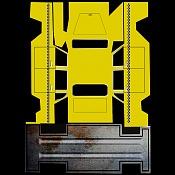 2ª actividad Videojuegos: Vehiculo Terrestre Lowpoly-taxi_textura_defecto.jpg