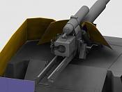 Sd Kfz  165 Hummel   Early version  -wip-23.jpg