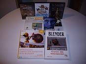 Libros de 3D  Blender, XSI, Houdini -libros_blender.jpg