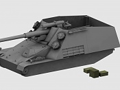 Sd Kfz  165 Hummel   Early version  -wip-early-6.jpg