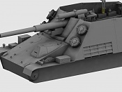 Sd Kfz  165 Hummel   Early version  -wip-early-13.jpg