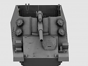 Sd Kfz  165 Hummel   Early version  -wip-early-14.jpg