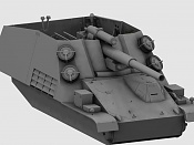 Sd Kfz  165 Hummel   Early version  -wip-early-15.jpg