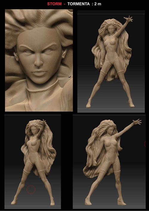 MEGa esculturas MaRVEL    -yedharo_marvel_11.jpg