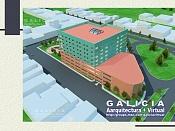Edificio de oficinas con estacionamiento y restaurante-ph11027987354374.jpg