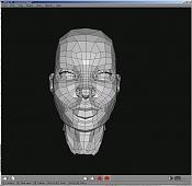 Cabeza humana  Dudas de modelado i consejos -chani2.jpg