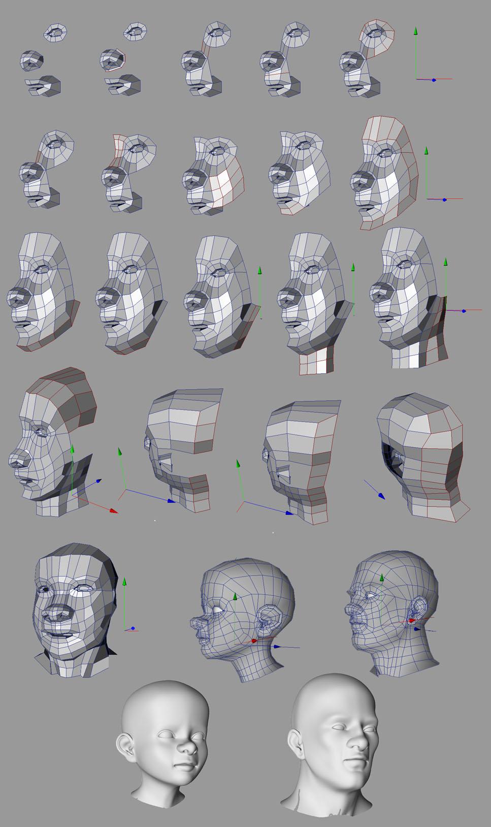 Cabeza humana  Dudas de modelado i consejos -face.jpg