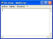 Tutorial MaXScript - Introduccion-editor.jpg