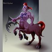 Daelon 2D PortFolio-darkcentaur3.jpg