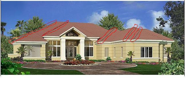 Puede alguien decirme como hacer un tejado con tejas - Como construir un tejado ...