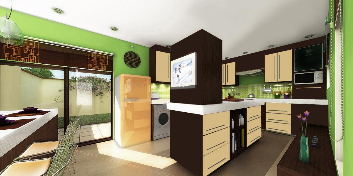 Como hacer una cocina verde y no morir en el intento - Hacer una cocina ...