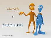 Personajes 3D, Gumer y Guadielito-279ima_gumer_guadi_low.jpg