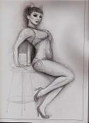 Dibujos rapidos , Bocetos  y apuntes  en papel -1.jpg