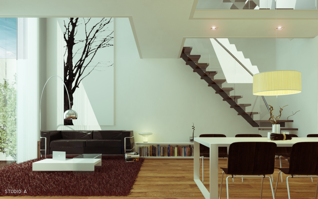 Interior de casa - Casa interior ...