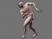 Escultura humana Rig gratuito  desnudez, planeando rig de musculos reales, BlenRig -posemeshh.jpg