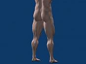 Escultura humana Rig gratuito  desnudez, planeando rig de musculos reales, BlenRig -5.jpg