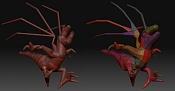 Practicas zbrush de naxo aki ^^   -dragonxitozphere.jpg