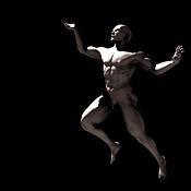 Escultura humana Rig gratuito  desnudez, planeando rig de musculos reales, BlenRig -rendertl0.jpg