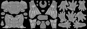 Escultura humana Rig gratuito  desnudez, planeando rig de musculos reales, BlenRig -zdsdisp.jpg