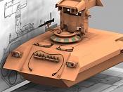 Cazacarros M-41 TUa   Cazador  -wip-16.jpg