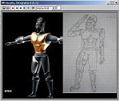 TRaSPaSO DEL PaPEL a 3D                  GRaTIS             -androide2.jpg