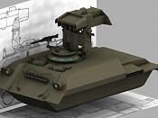 Cazacarros M-41 TUa   Cazador  -wip-18-.jpg