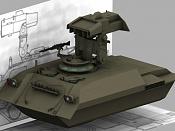 Cazacarros M-41 TUa   Cazador  -wip-19.jpg
