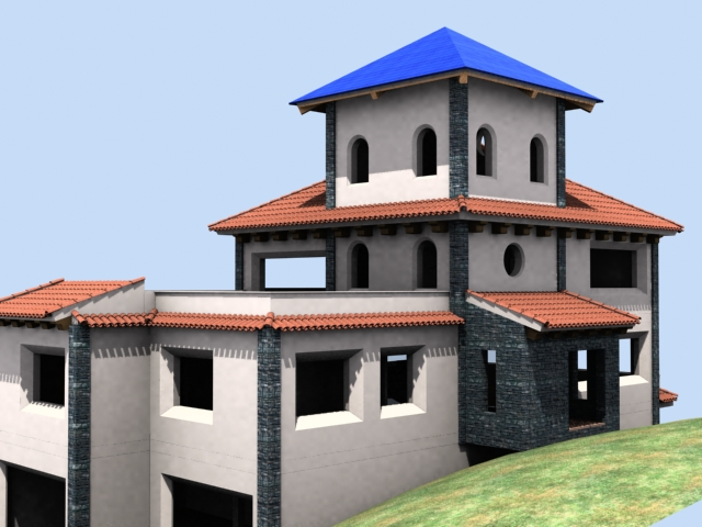 Puede alguien decirme como hacer un tejado con tejas p gina 2 - Como construir un tejado ...