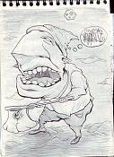 Dibujos rapidos , Bocetos  y apuntes  en papel -sin-titulo-5.jpg