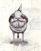 Dibujos rapidos , Bocetos  y apuntes  en papel -sin-titulo-7.jpg