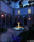 corredor y fuente      estudio de luces    -c4-noche.jpg