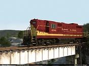 Ilustracion 3d  GP9 Soo line railroad -gp9vrayblur.jpg
