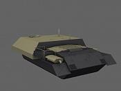 Cazacarros M-41 TUa   Cazador  -wip-hako-2.jpg